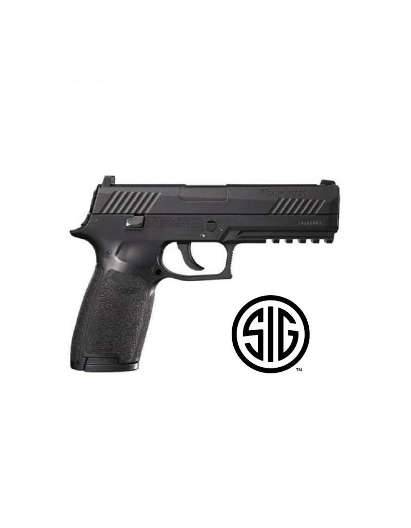 Pistola Sig Sauer P320 Black CO2 4,5