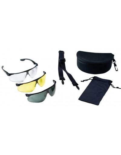 Gafas 3M Maxim Ballistic TacPack