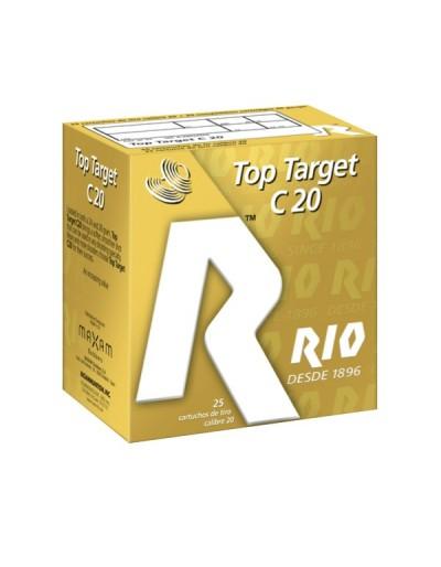 Cartucho UEE Top Target 20/70 24 gr.