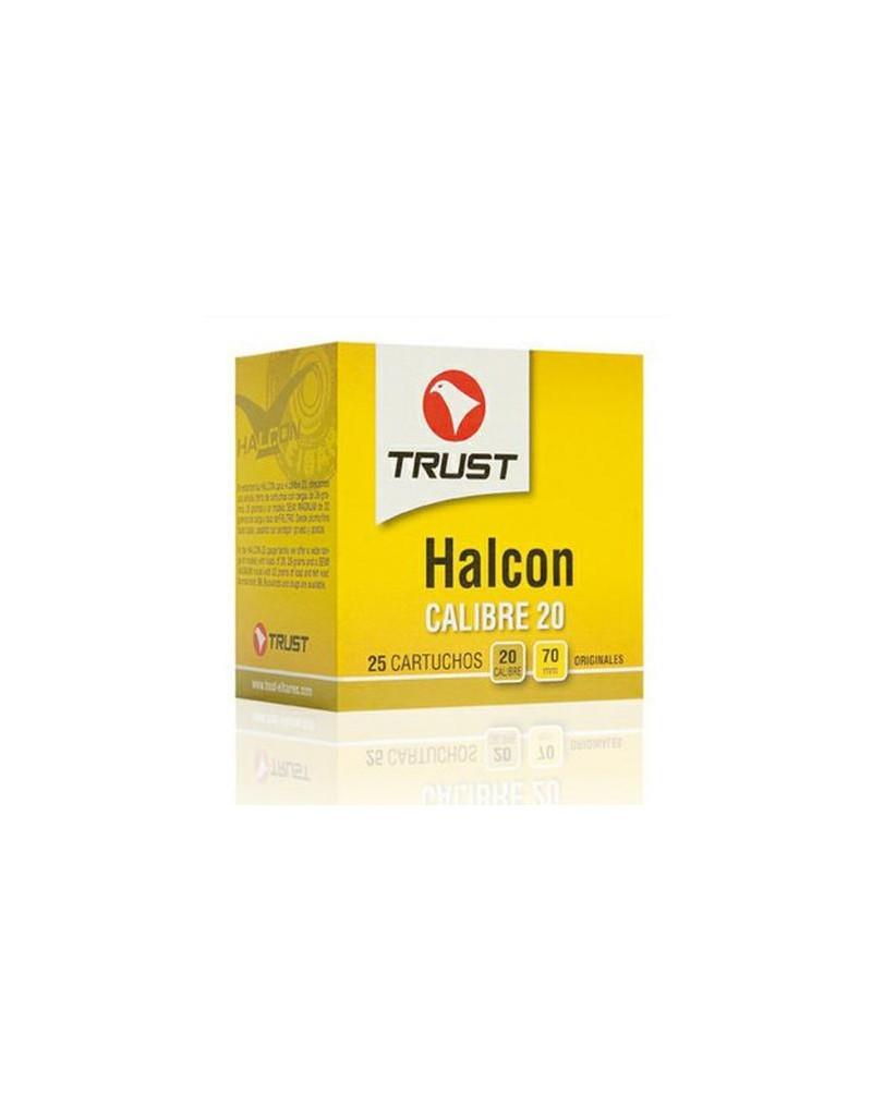 Cartucho Trust Halcon 20/70 28 gr.