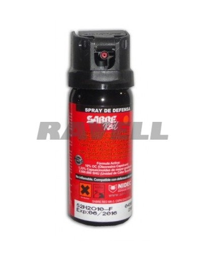 Spray Sabre Red MK III