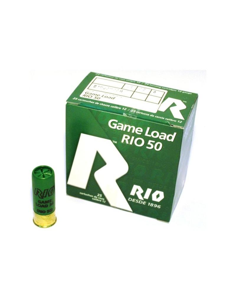 Cartucho Rio 50 12/70