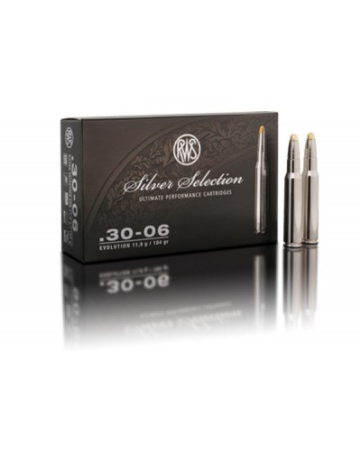 RWS .30-06 Silver Selection EVO 184 gr.