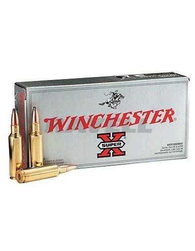 Munición Winchester .30-30 Super-X 170 gr.