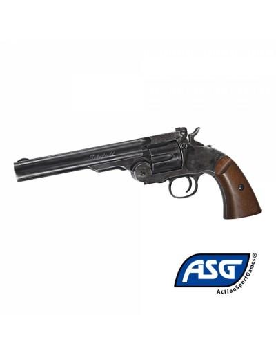 Revólver Co2 ASG Schofield