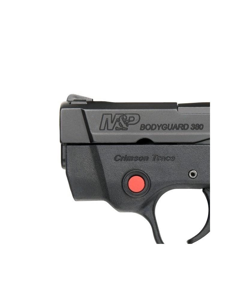 Pistola Smith & Wesson Bodyguard Crimson Trace