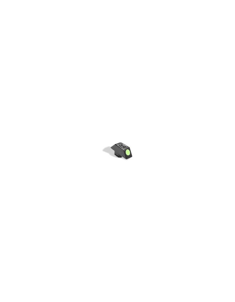 Punto de mira Glock acero luminoso.