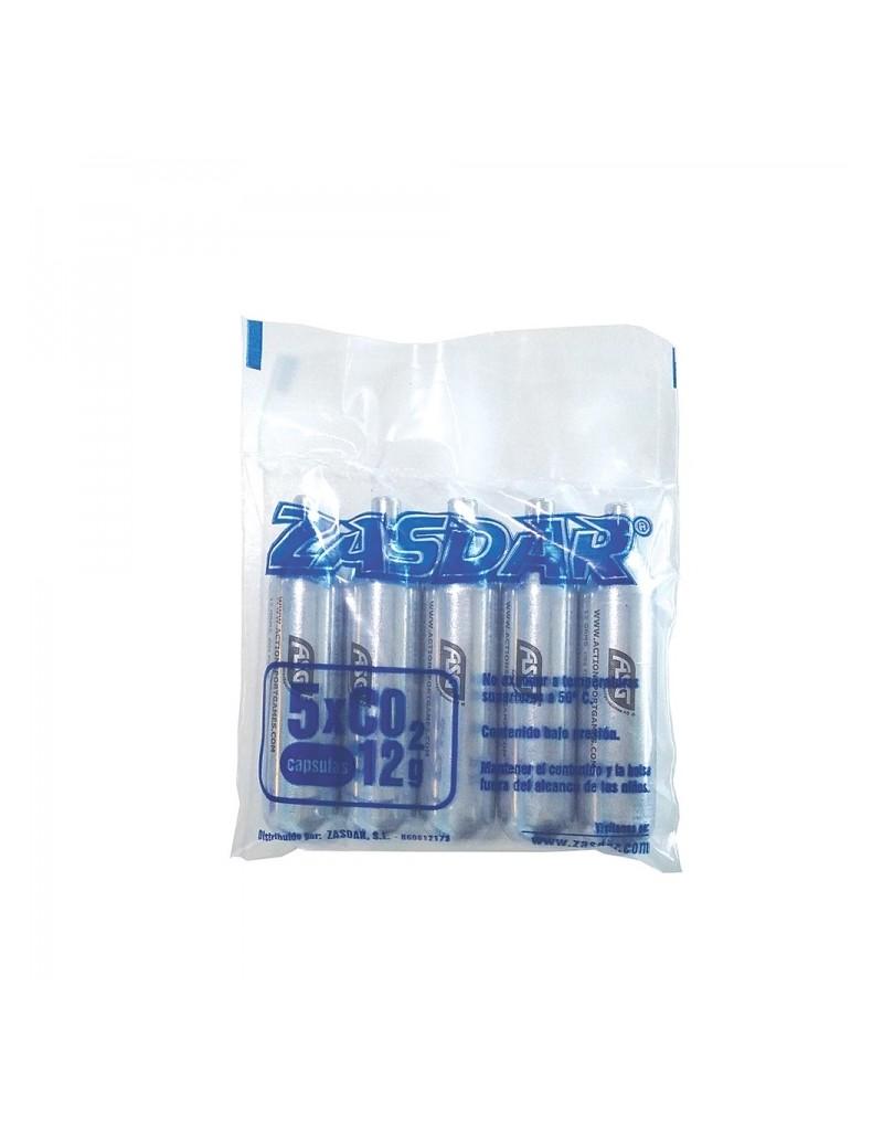 Capsula CO2 ASG 12 g