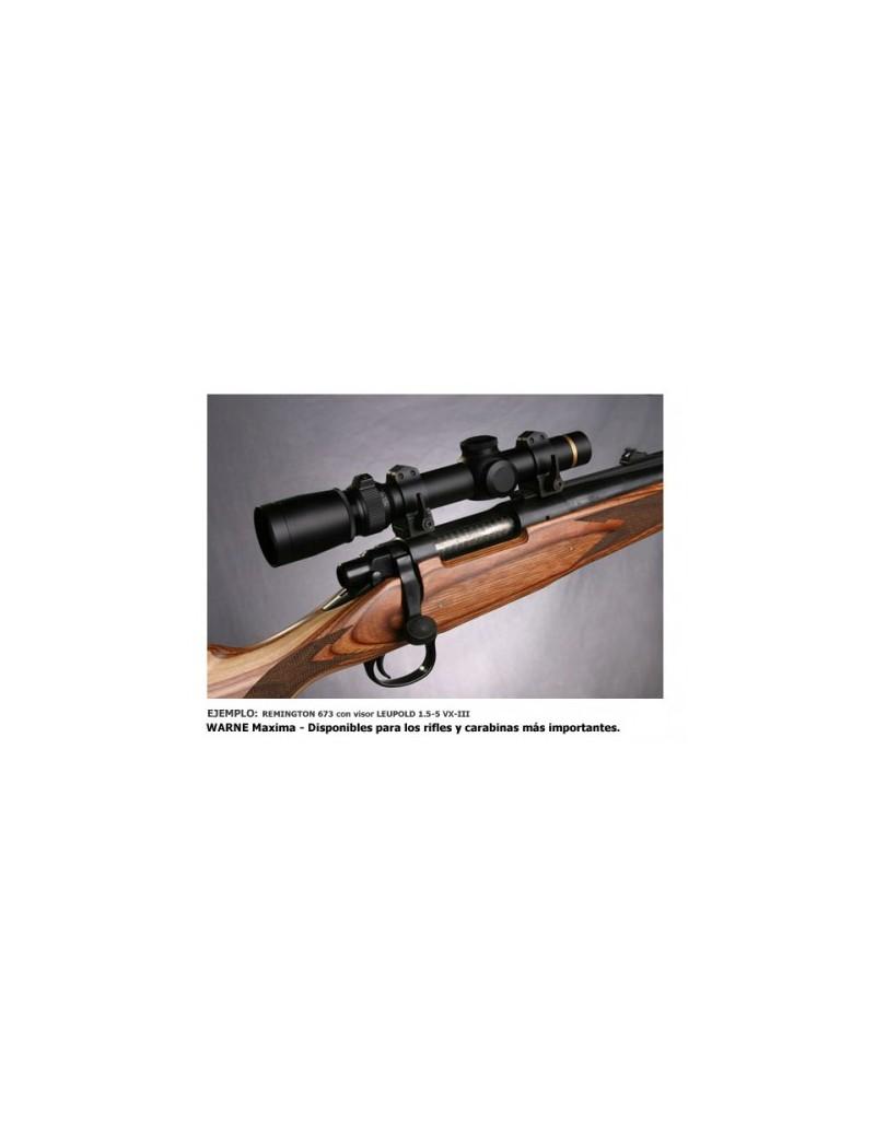 Anillas Warne 215L 30 mm Altas