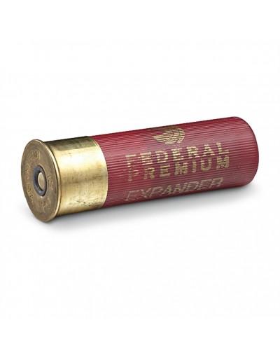 Cartucho Federal Premium Slug Sabot 12/70