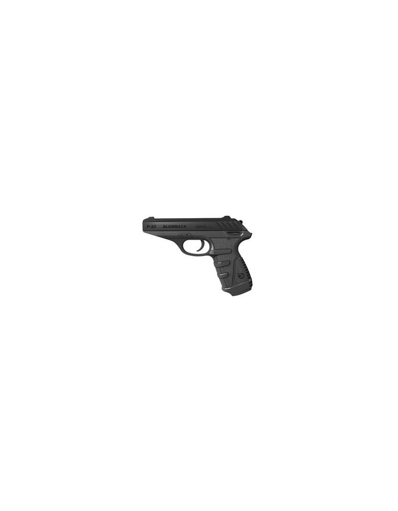 Pistola Gamo P-25 Blowback