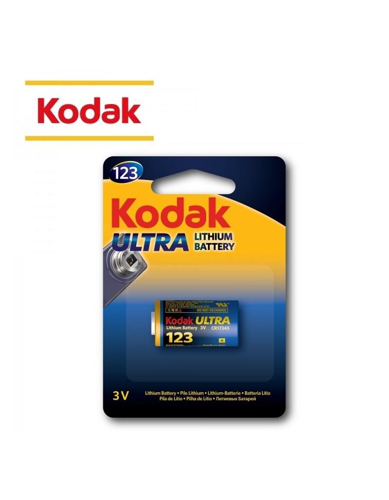 Pila Kodak Ultra 123 V