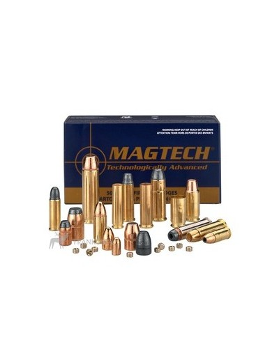 Magtech 6,35/25 Auto FMJ 50 gr.