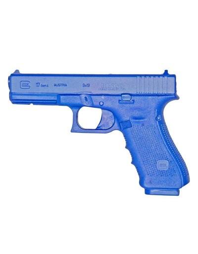 Pistola simulada de entrenamiento Bluegun