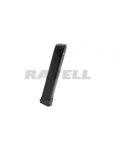 Cargador KCI para Glock 9 mm 31+2 rds