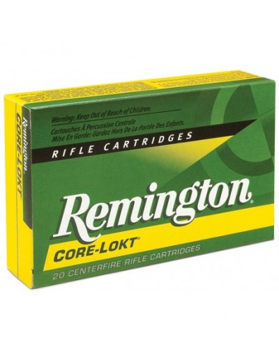 Remington .300 Win. Mag. Core-Lokt 200 GR.