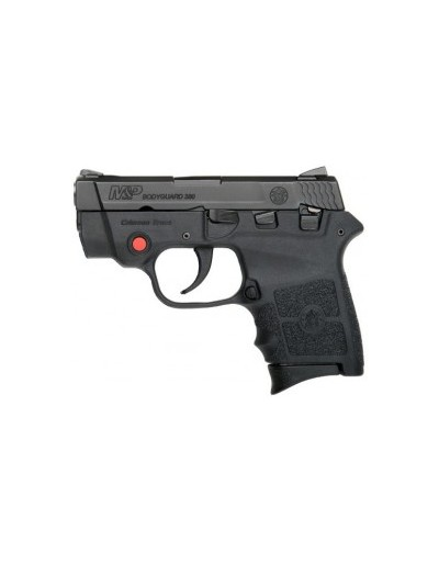 Pistola Smith & Wesson Bodyguard Crimson Trace