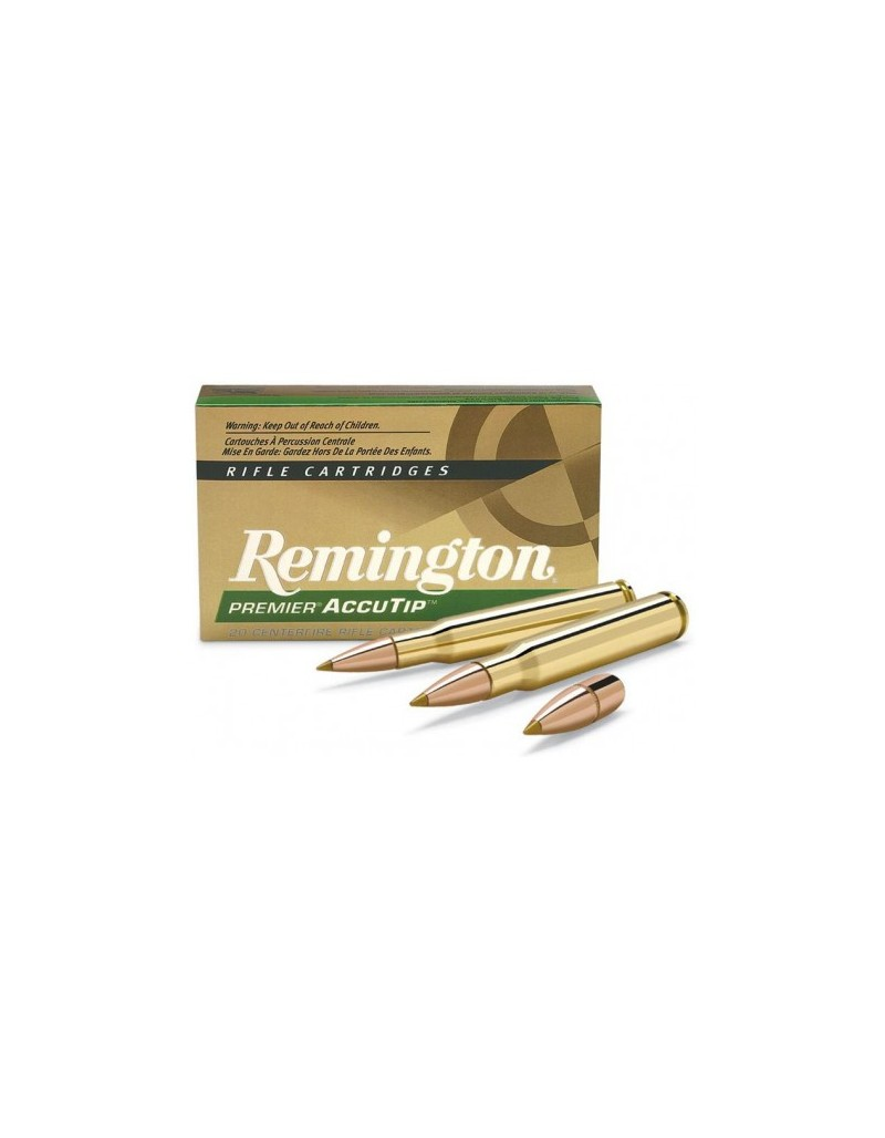 Remington 7mm-08 Accutip 140 GR.