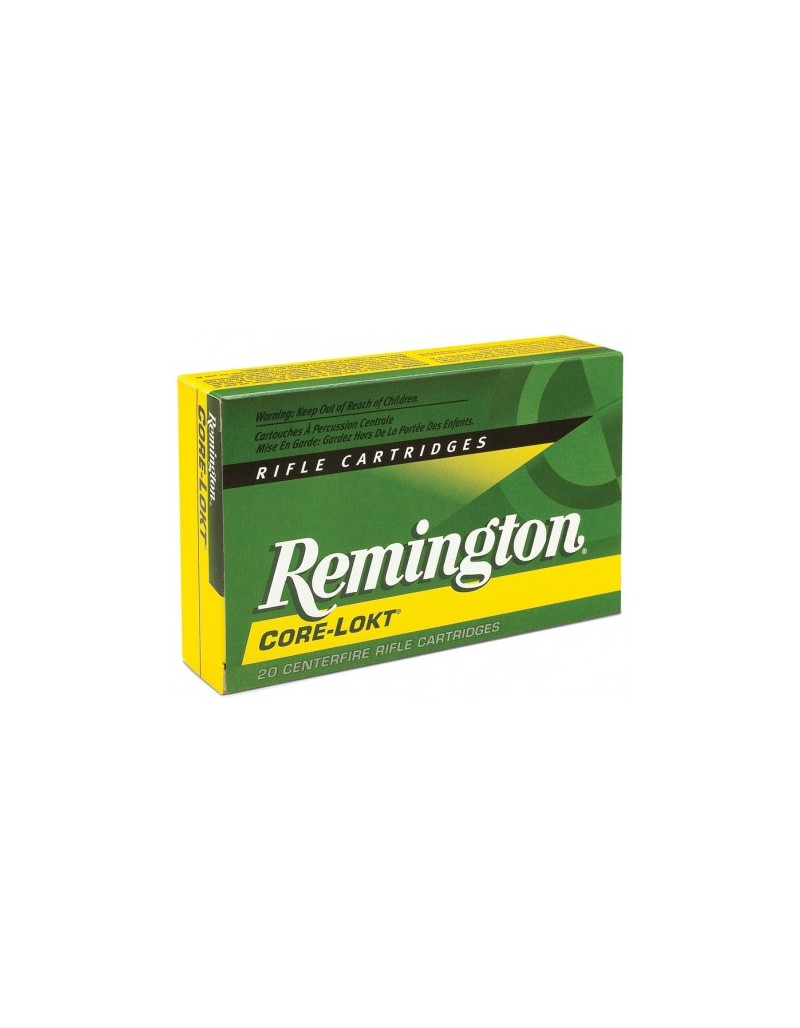 Remington .264 Win.Mag. Core-Lokt 140 GR.