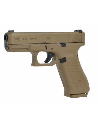 Pistola Glock 19 X Coyote