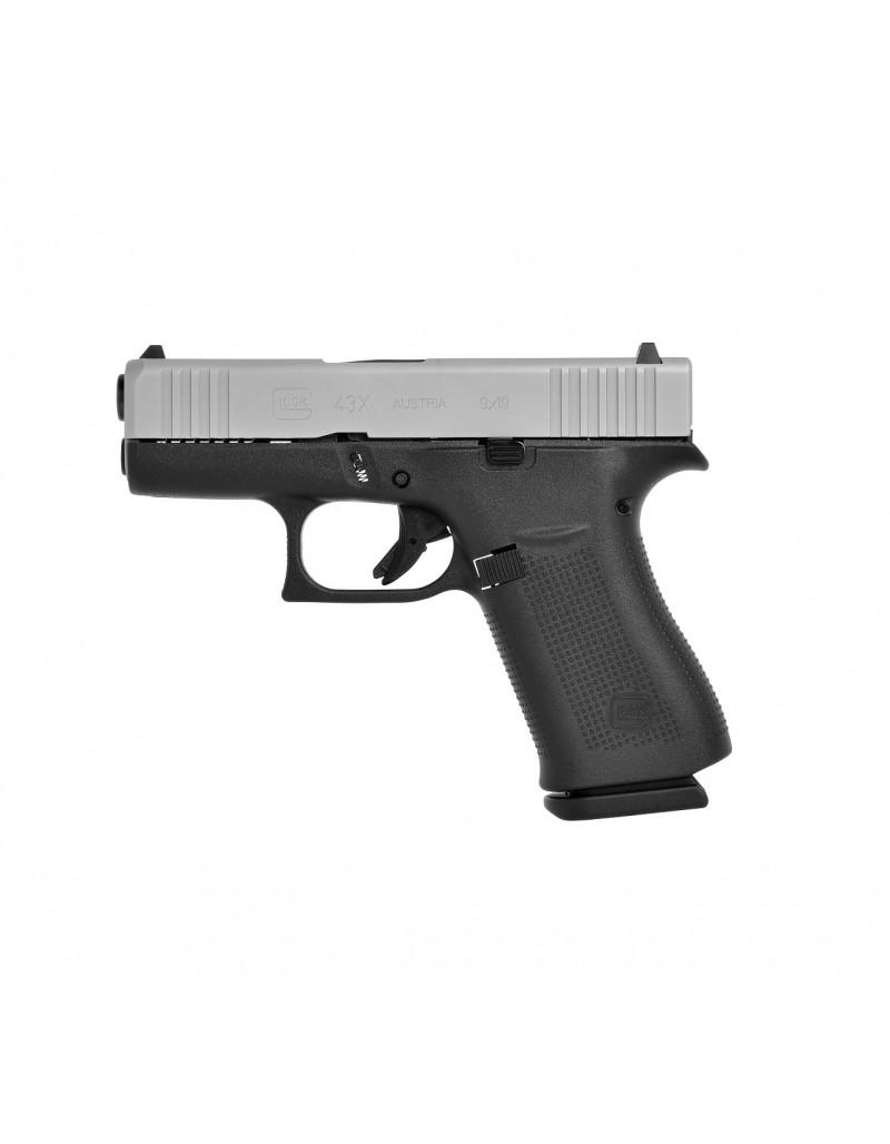 Pistola Glock 43 X