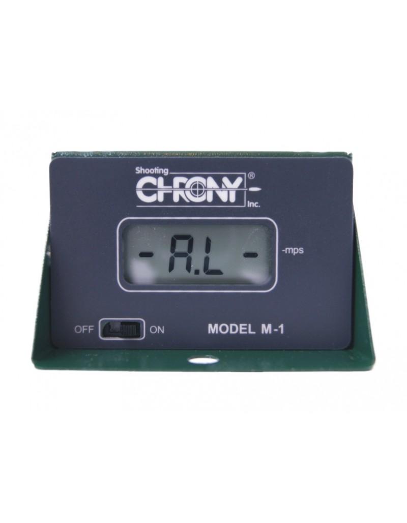 Cronografo Chrony M1