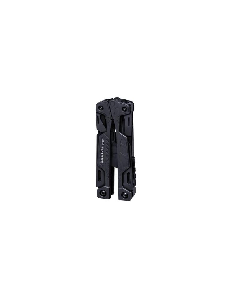Leatherman OHT negra, funda molle