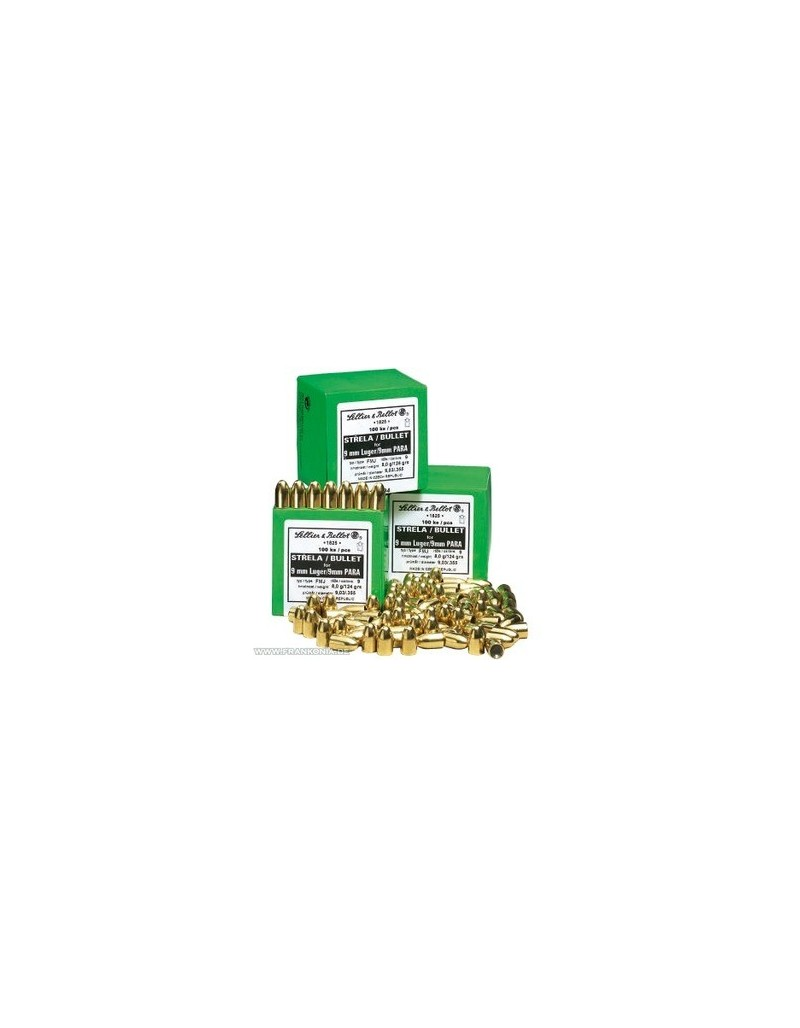 Sellier & Bellot 6,5 FMJ 140 Gr.