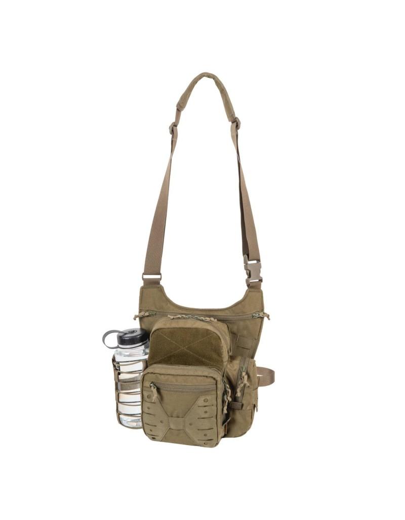 9024a48dd3c Bolsa bandolera Helikon Tex Side bag EDC, con MOLLE y porta botellas