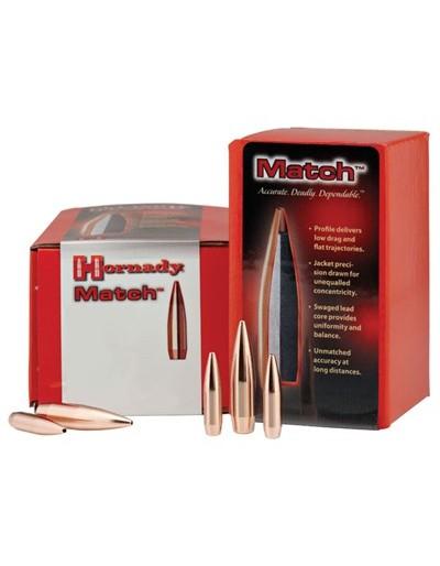 Hornady Match .323 (8 mm) BTHP 196 gr.