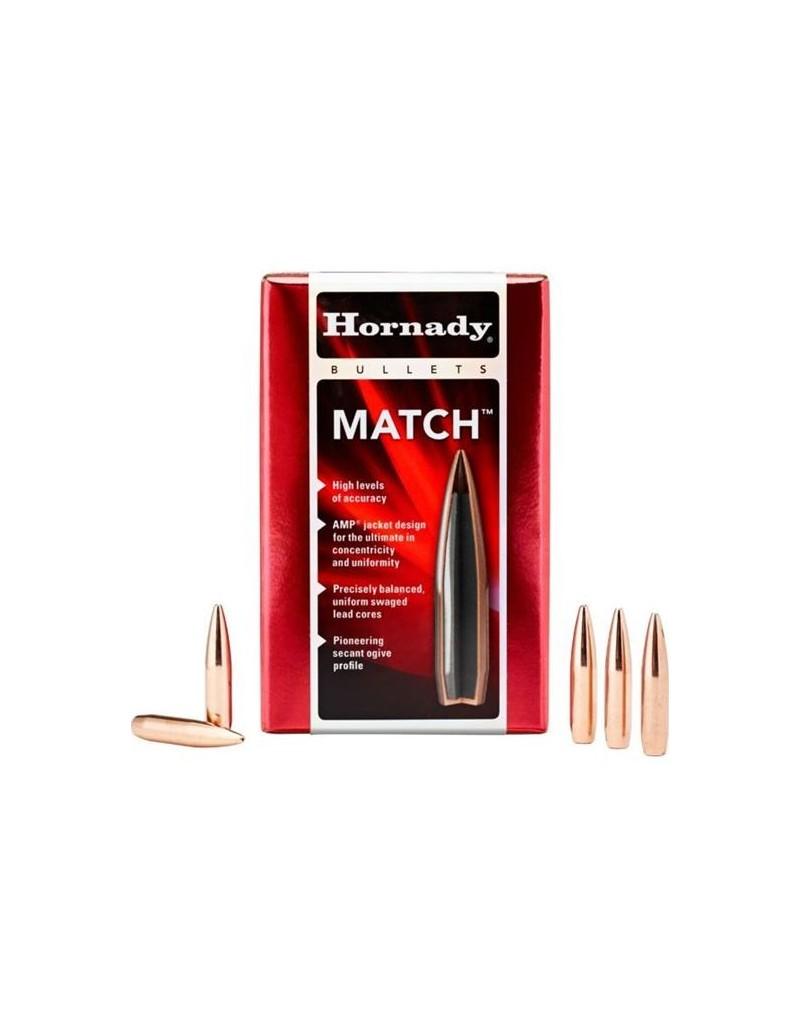 Hornady Match .308 BTHP 168 gr.