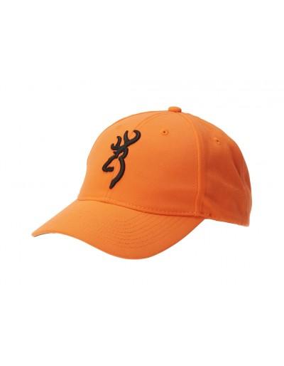 Gorra Browning Safety 3D Orange