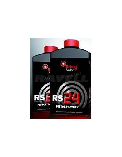 Pólvora Reload Swiss RS24