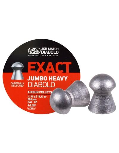 Balin JSB Exact Jumbo Heavy 5,52 (.22)