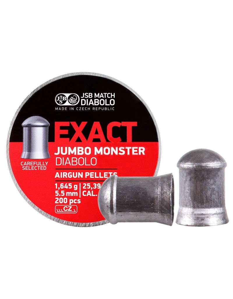 Balin JSB Exact Jumbo Monster 5,52 (.22)