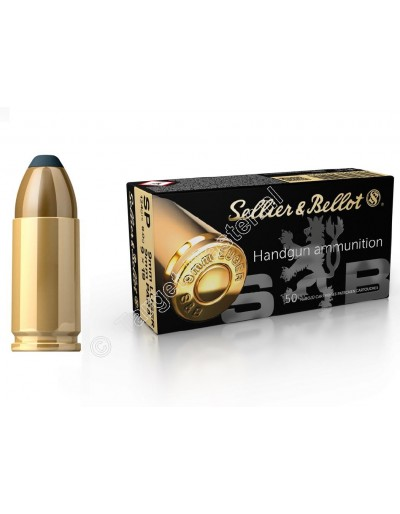 Sellier & Bellot 9 mm SP 124 gr