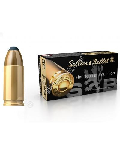 Sellier & Bellot 9 mm SP 124 gr