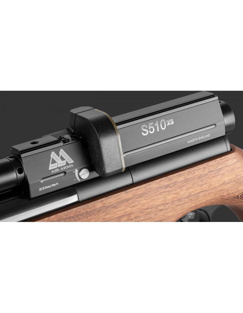 Carabina Air Arms S510 XTRA FAC XS