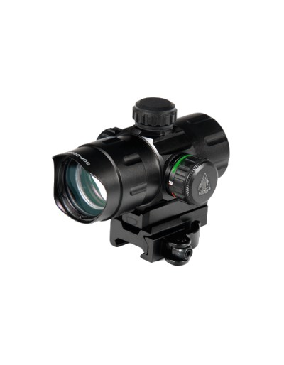 Red Dot Leapers UTG CQB Red/Green 4,2""