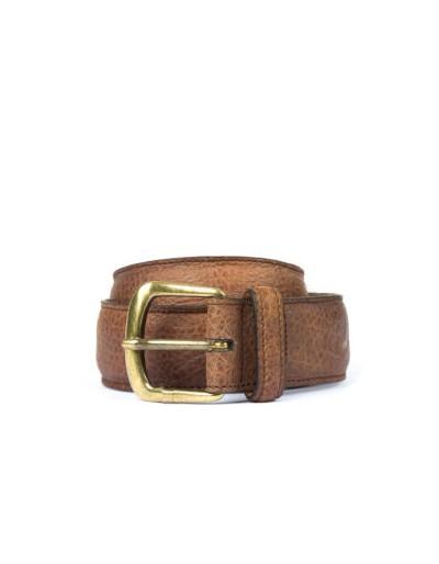 Cinturon de piel Pasion Morena