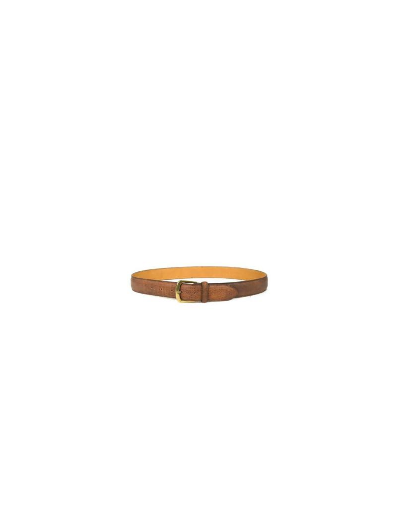 cinturón de piel Pasion Morena