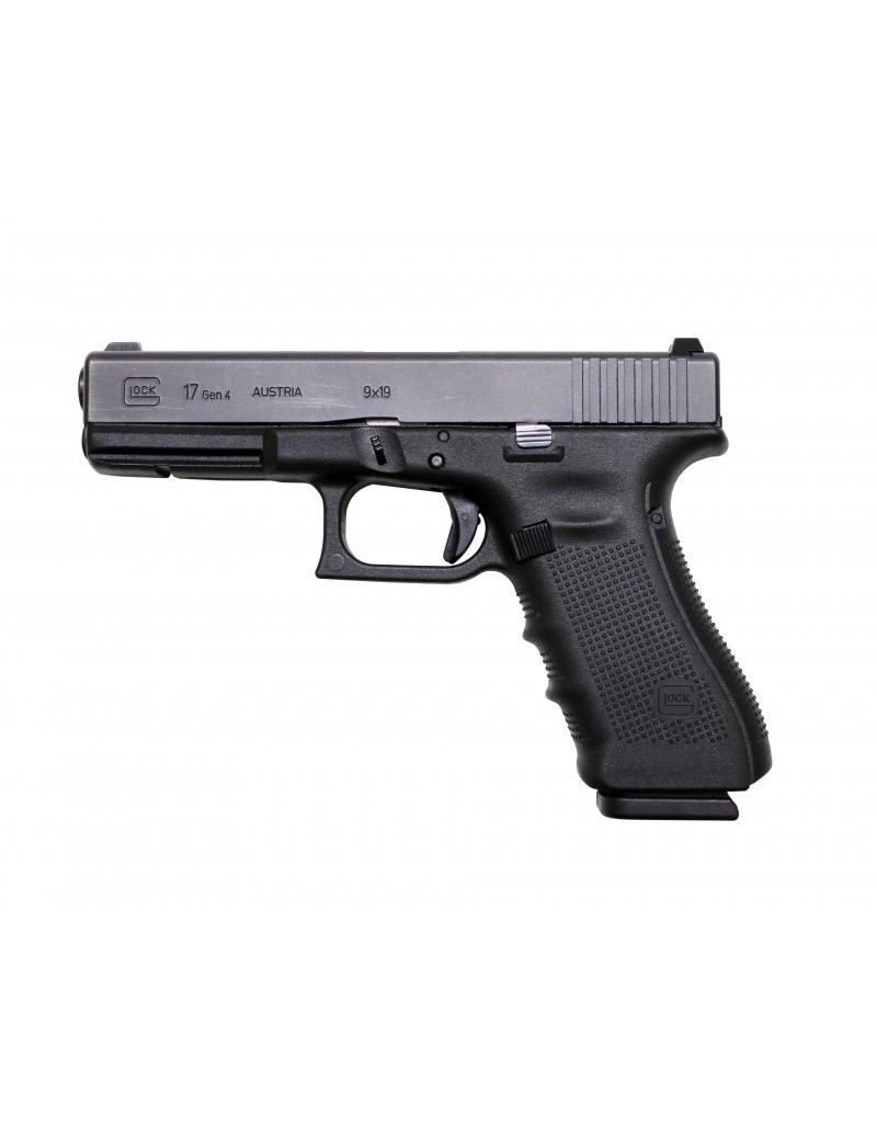 pistola Glock 17Gen4 4,5