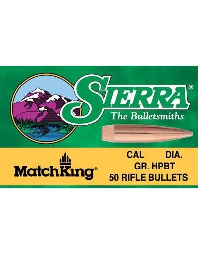 Puntas Sierra Match King 6,5 HPBT 140 gr
