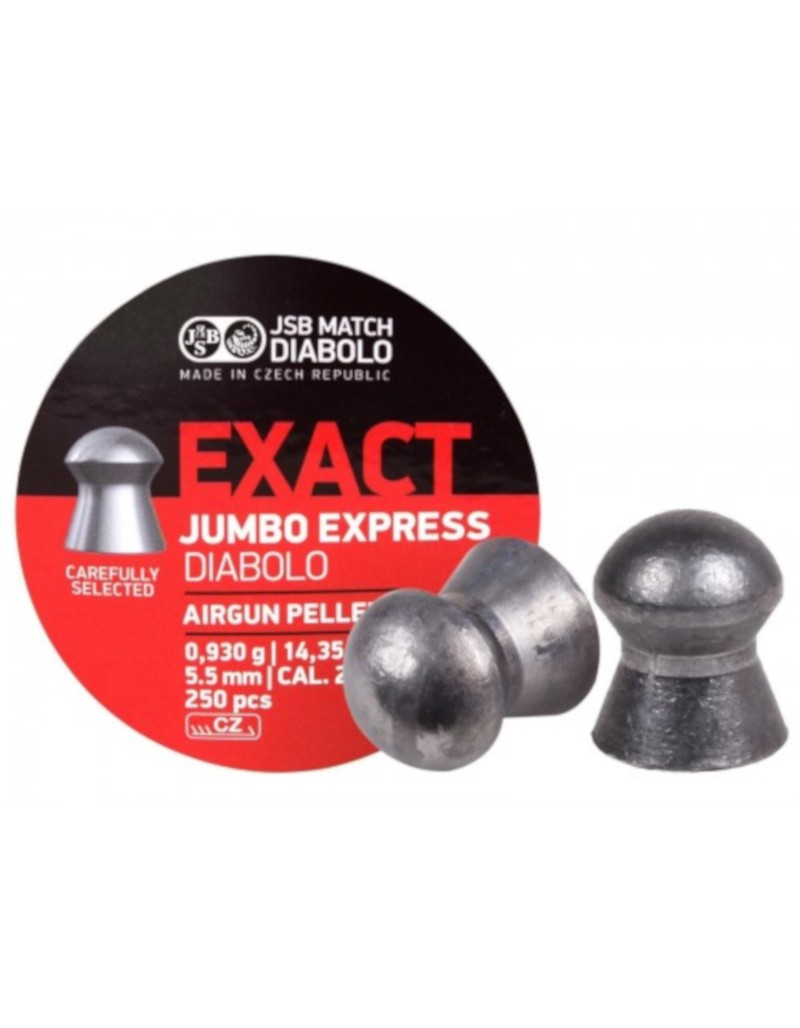JSB Exact Jumbo Express