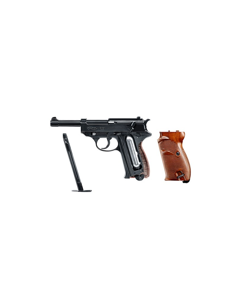 Pistola CO2 Walther P38