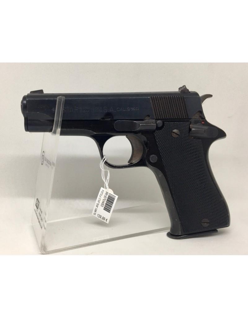 Pistola Star BKM de segunda mano calibre 9 mm