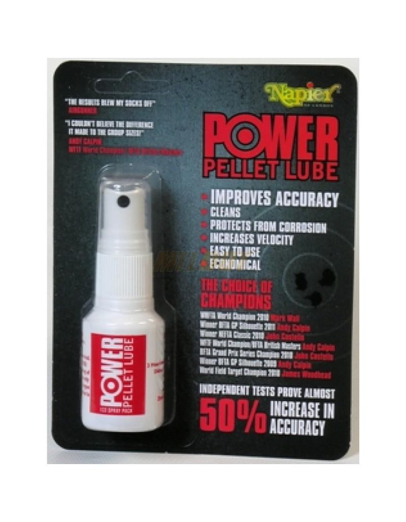 Napier Power Pellet Lube Lubricante
