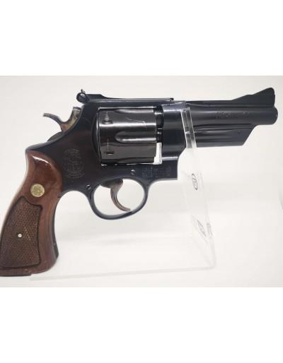 Revólver Smith Wesson Highway Patrolman