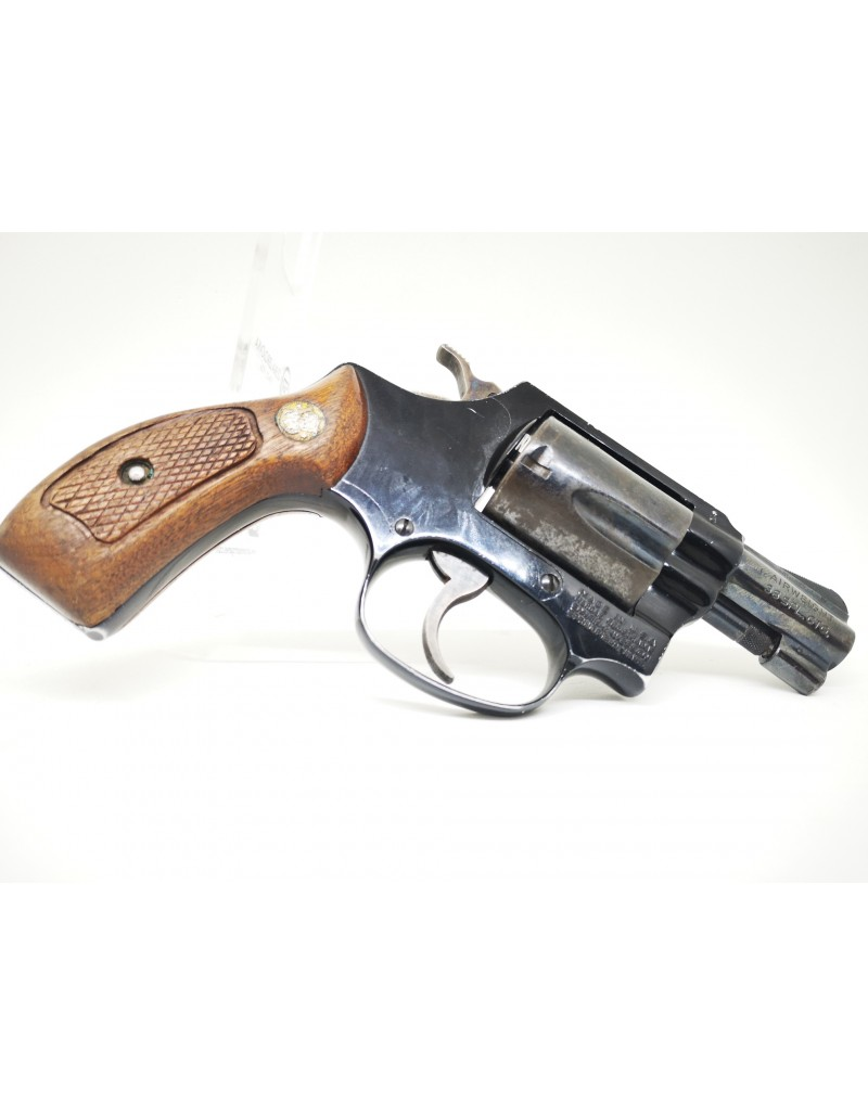 Revolver Smith Wesson modelo 37