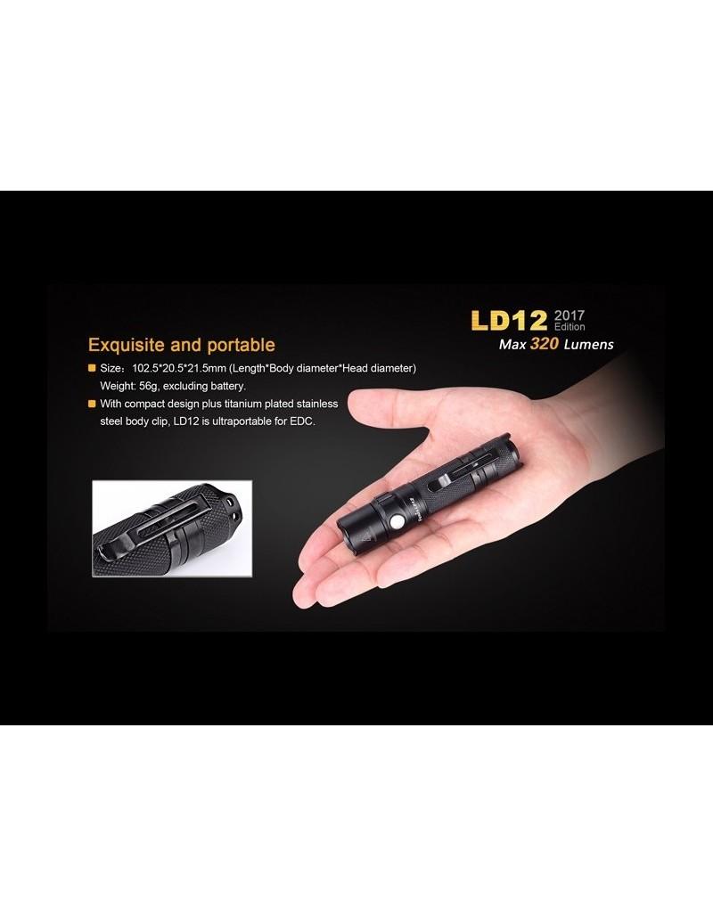 Linterna Fenix LD12-N